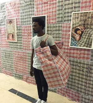 Photo: See What Photographer Tope Adenola Did With Ghana-Must-Go
